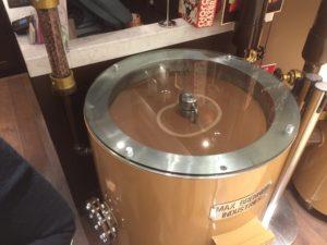 マックスブレナーチョコレート製造機