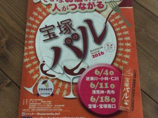 宝塚バル公式ガイドブック